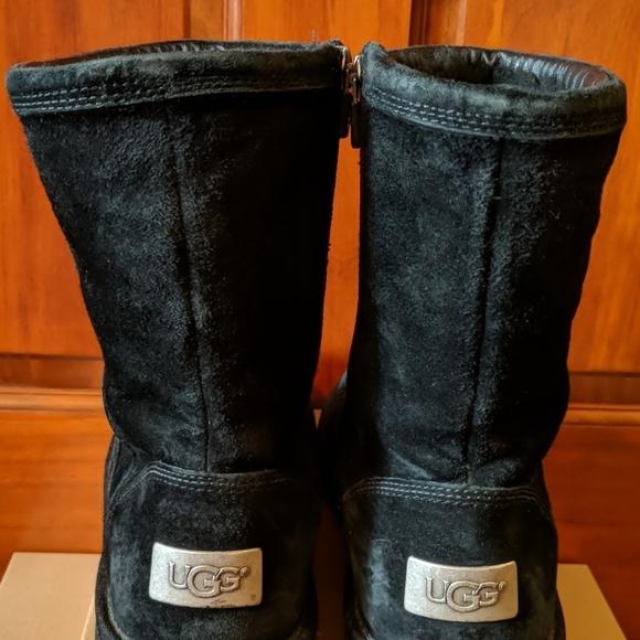 UGG Shoes | Rare Uggs Short Black